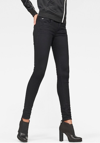 G-Star RAW Skinny-fit-Jeans »Lynn D-Mid Waist Super Skinny«, feminine Variante der... kaufen