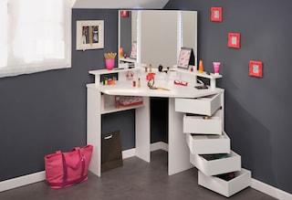 parisot schminktisch volage online bestellen. Black Bedroom Furniture Sets. Home Design Ideas