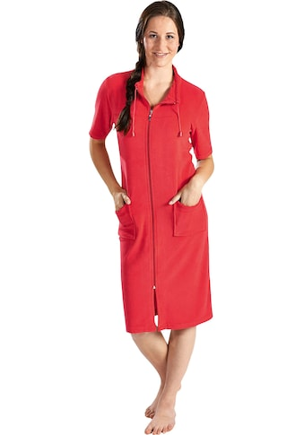 Wewo fashion Damenbademantel »033«, Kragen mit Kordel kaufen