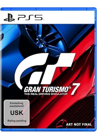PlayStation 5 Spiel »Gran Turismo 7«, PlayStation 5 kaufen