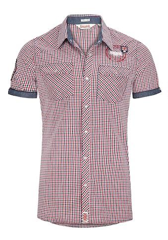 Lonsdale Kurzarmhemd in sportlichem Look kaufen