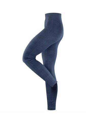 Esprit Feinstrumpfleggings »Tweed Check«, (1 St.), mit Karo Muster kaufen