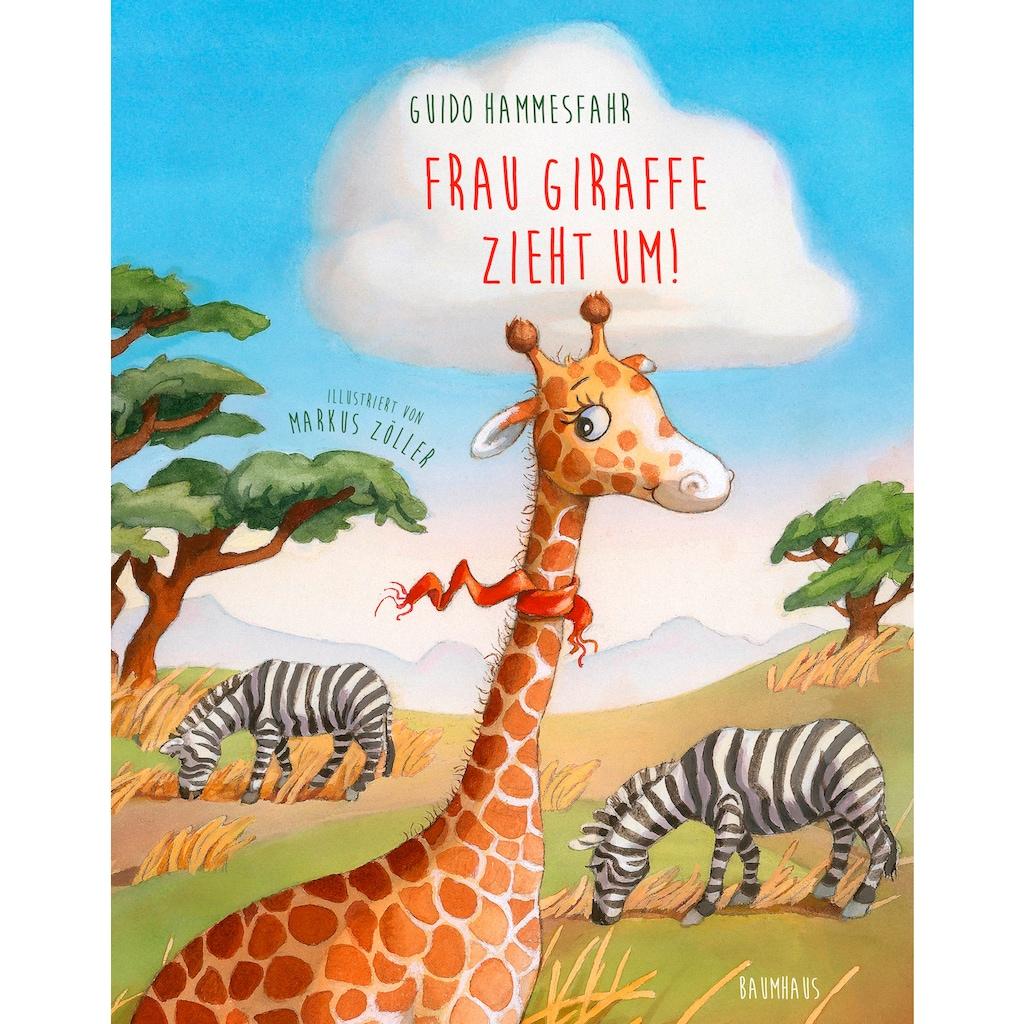 Buch »Frau Giraffe zieht um! / Guido Hammesfahr, Markus Zöller«