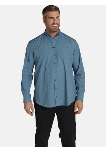 Charles Colby Langarmhemd »DUKE BRAN«, mit Paisley Kontrasten kaufen