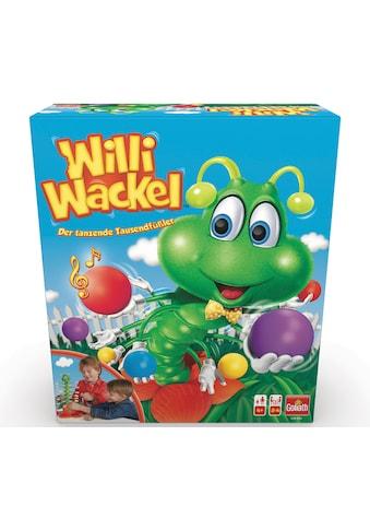 """Goliath® Spiel, """"Willi Wackel  -  Der tanzende Tausendfüßler"""" kaufen"""