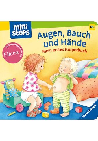 Buch »Augen, Bauch und Hände / Regina Schwarz, Susanne Szesny« kaufen