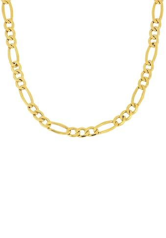 Firetti Goldkette »Figarokettengliederung 3:1, 2,6 mm breit, glanz« kaufen