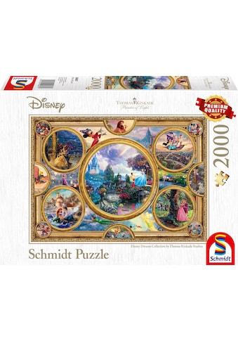 """Schmidt Spiele Puzzle """"Disney, Collage"""" kaufen"""