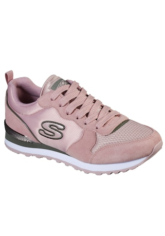 Skechers Sneaker »Nylon Quarter Lace Up Jogger« kaufen