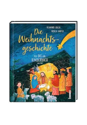 Buch »Die Weihnachtsgeschichte / Reinhard Abeln, Ursula Harper« kaufen