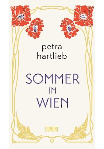 Buch Sommer in Wien / Petra Hartlieb kaufen