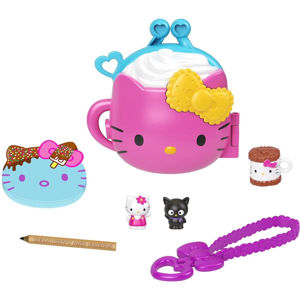 Mattel® Spielwelt »Hello Kitty & Friends - Minis Heiße Schokolade«