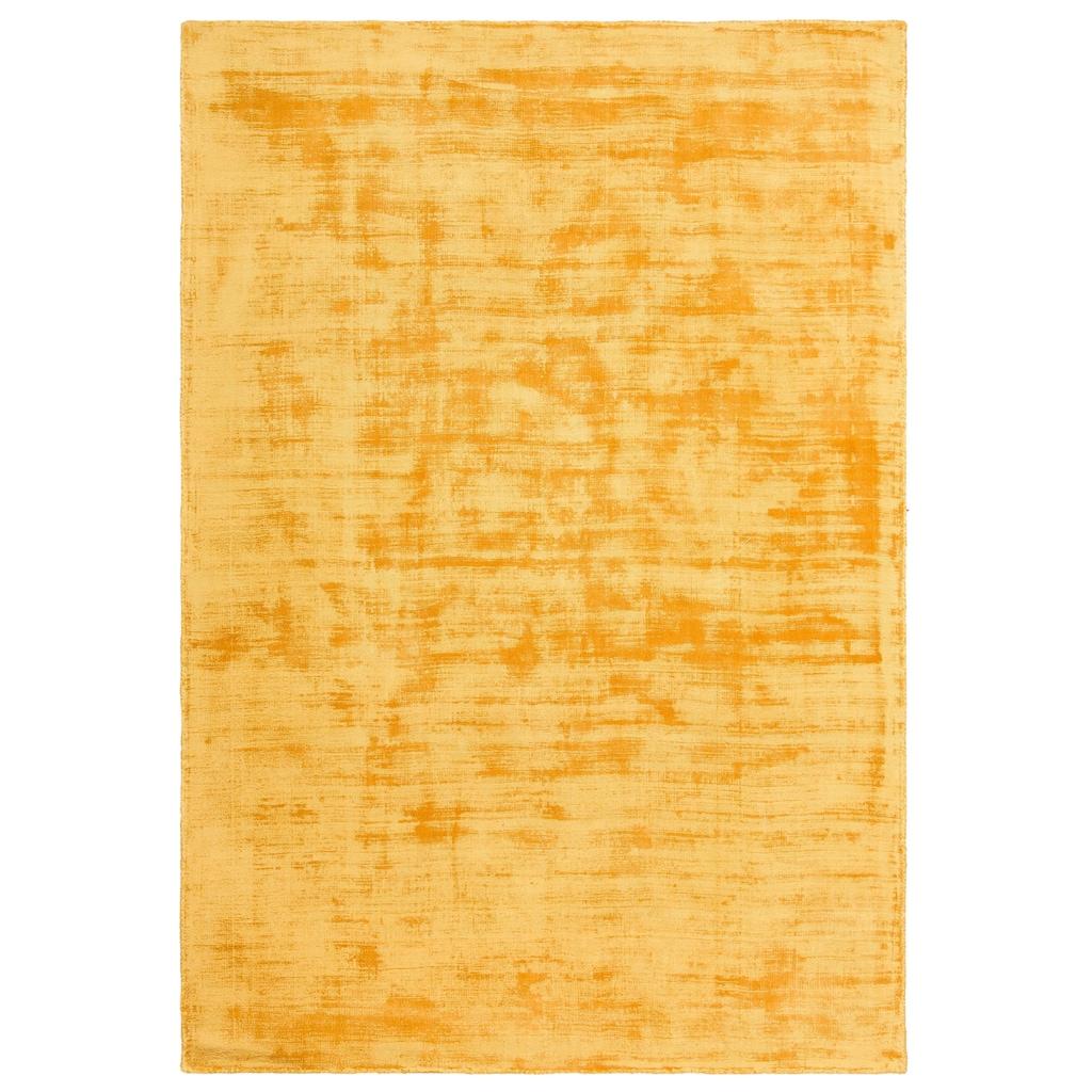 Leonique Teppich »Soley«, rechteckig, 12 mm Höhe, Seiden-Optik, Wohnzimmer