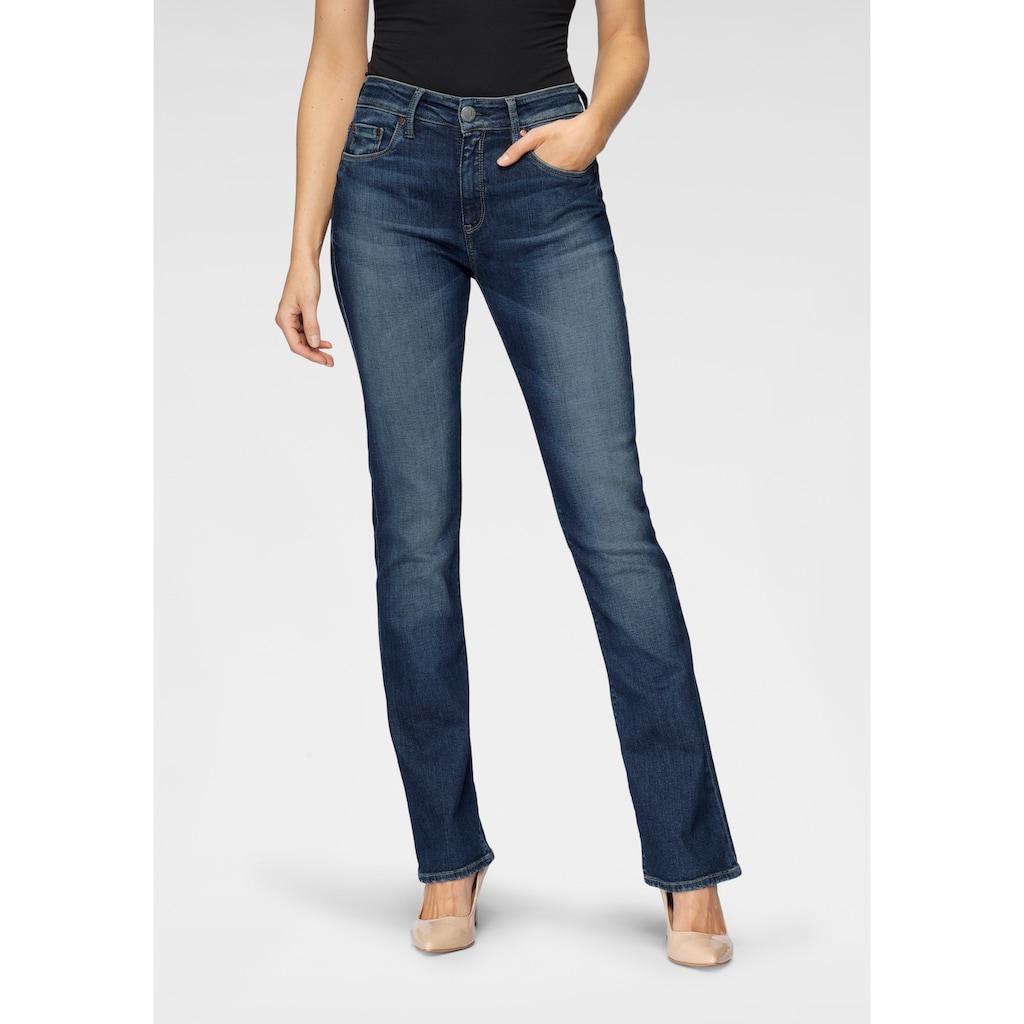 Herrlicher Bootcut-Jeans »SUPER G BOOT ORGANIC«, umweltfreundlich dank Kitotex Technology