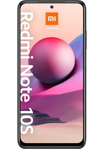 """Xiaomi Smartphone »Redmi Note 10S«, (16,3 cm/6,43 """", 128 GB Speicherplatz, 64 MP Kamera) kaufen"""