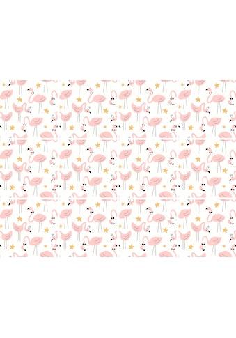 Fliesenaufkleber »Flamingos« kaufen