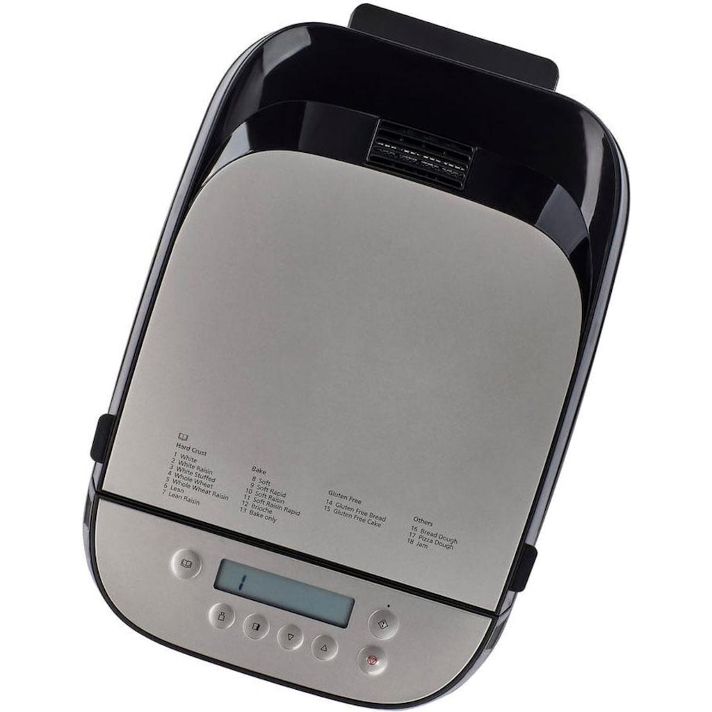 Panasonic Brotbackautomat »SD-ZD2010KXH«, 18 Programme, 700 W