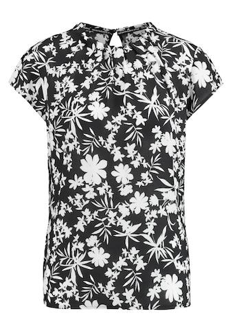 Taifun Klassische Bluse »Blusenshirt mit Floral - Print« kaufen
