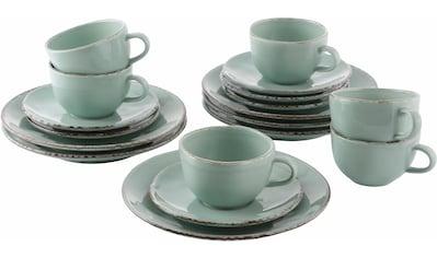 Guido Maria Kretschmer Home&Living Kaffeeservice »Naturals«, (Set, 18 tlg.), spülmaschinengeeignet kaufen