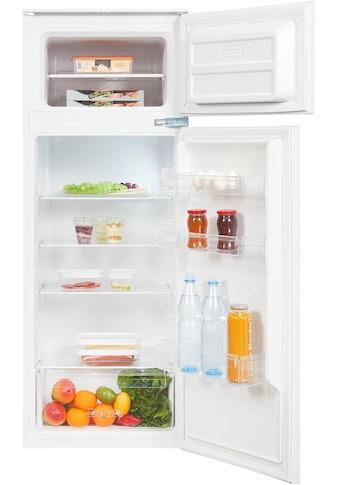 exquisit Einbaukühlgefrierkombination »EKGC265-40-040F« kaufen