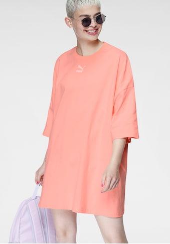 PUMA Shirtkleid »Classics Tee Dress« kaufen