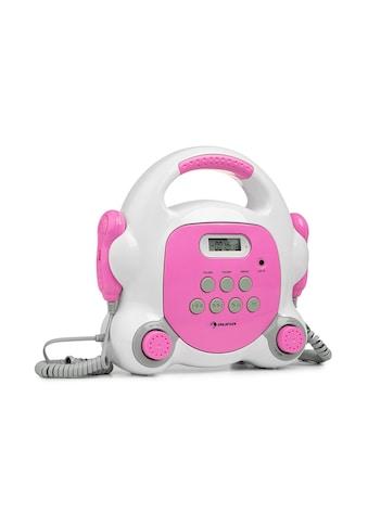 Auna Pocket Rocker Karaoke-Player BT USB-Port MP3 2xMikro kaufen