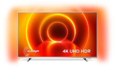 "Philips LED-Fernseher »50PUS8105/12«, 126 cm/50 "", 4K Ultra HD, Smart-TV, 3-seitiges... kaufen"