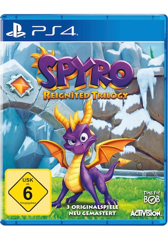Spyro Reignited Trilogy PlayStation 4 kaufen