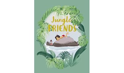 Komar Poster »Jungle Book Friends«, Disney kaufen