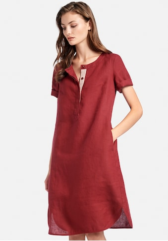 Peter Hahn Sommerkleid »zum Schlupfen«, Knopf kaufen