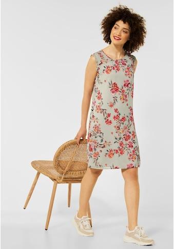 STREET ONE Sommerkleid, mit Blumenmuster kaufen