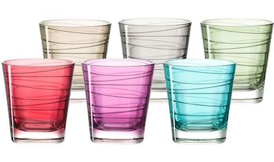 LEONARDO Glas »Vario«, (Set, 6 tlg., 6), Colori Qualität kaufen
