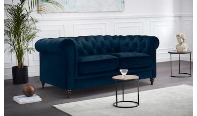 Premium collection by Home affaire Chesterfield-Sofa »Chambal«, mit klassischer... kaufen