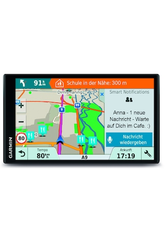 Garmin Navigationsgerät »DRIVE Smart 61 LMT-S EU«, (Europa (46 Länder) ), Navigationsgerät kaufen