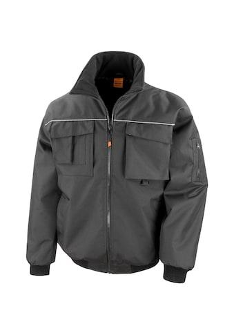 Result Funktionsjacke »Herren Workguard Pilotenjacke / Arbeitsjacke« kaufen