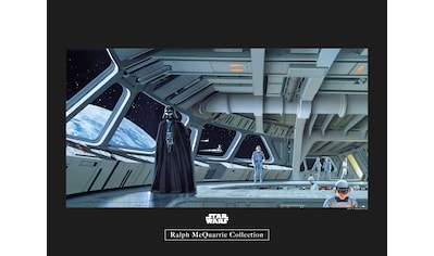 Komar Poster »Star Wars Classic RMQ Vader Commando Deck«, Star Wars kaufen