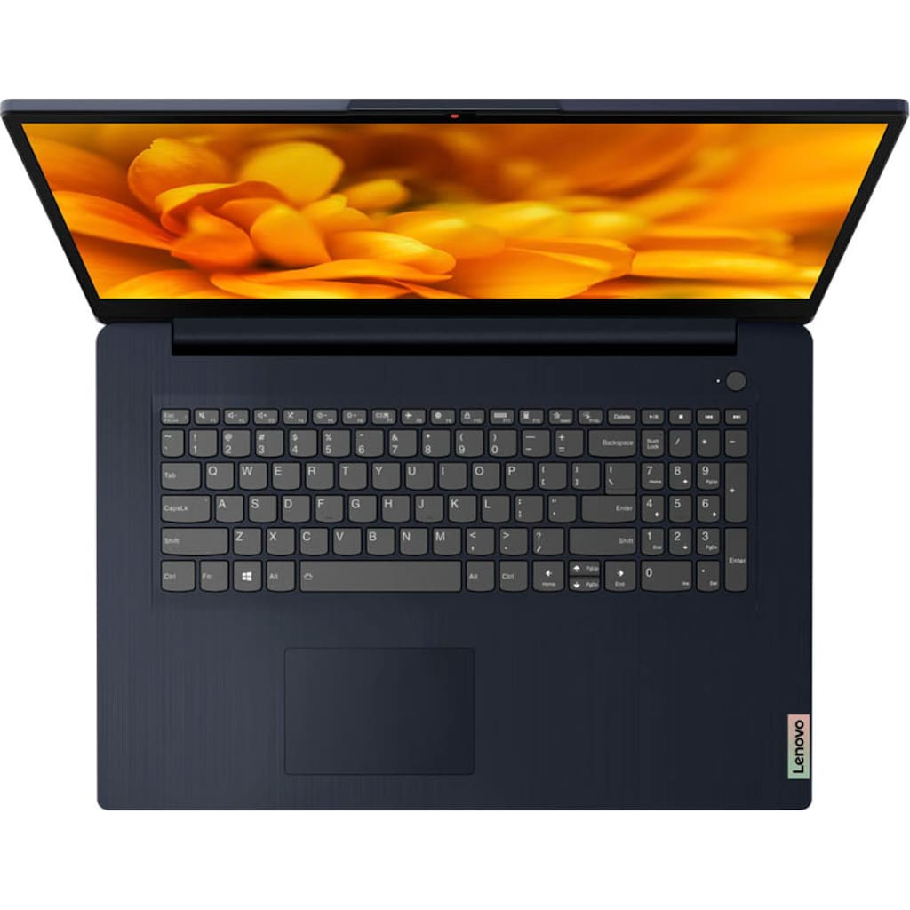 "Lenovo Notebook »IdeaPad 3 17ITL6«, (43,94 cm/17,3 "" Intel Core i5 Iris Xe Graphics\r\n 512 GB SSD), Kostenloses Upgrade auf Windows 11, sobald verfügbar"