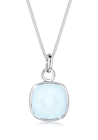 Elli Collierkettchen »Kristalle 925 Sterling Silber« kaufen