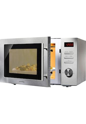 Privileg Mikrowelle »654094«, Grill, 1000 W kaufen