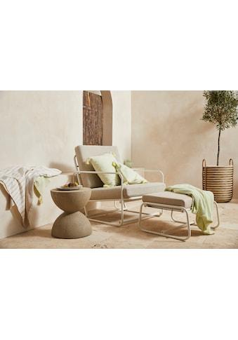LeGer Home by Lena Gercke Hocker »Indira«, In 2 Varianten erhältlich, gepolstert kaufen