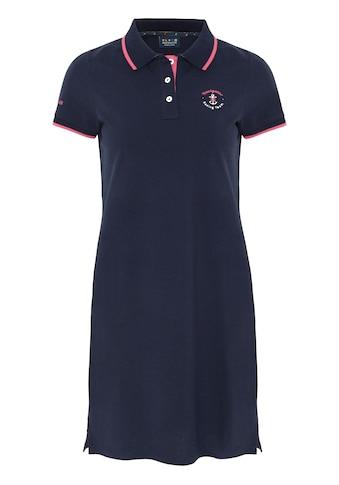 NAVIGATOR Polokleid »Women, Polo Dress, Regular Fit, GOTS« kaufen