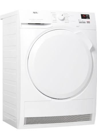 AEG Kondenstrockner »T6DB40370«, 6000, Mengenautomatik kaufen