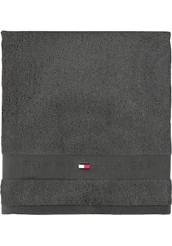 TOMMY HILFIGER Handtücher »Frottee Uni«, (2 St.), in vielen Farben erhältlich kaufen
