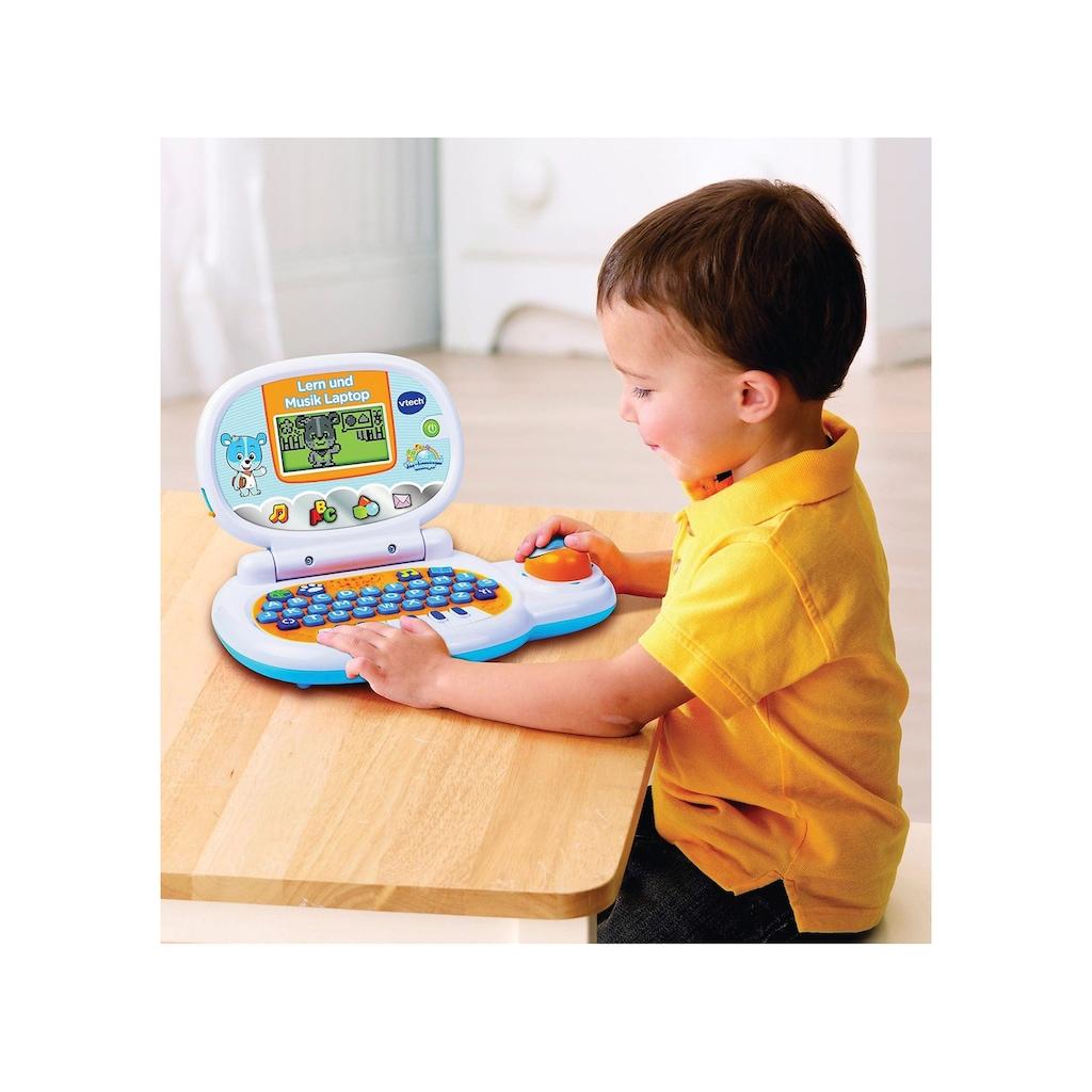 Vtech® Kindercomputer »Lern und Musik Laptop«