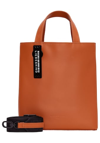 Liebeskind Berlin Henkeltasche »Carter Paper Bag S«, aus weichem Glattleder kaufen