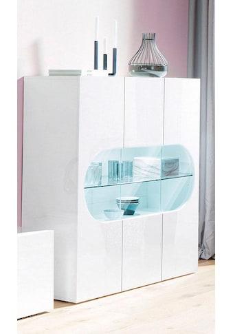 Tecnos Highboard »Real«, Höhe 121 cm kaufen