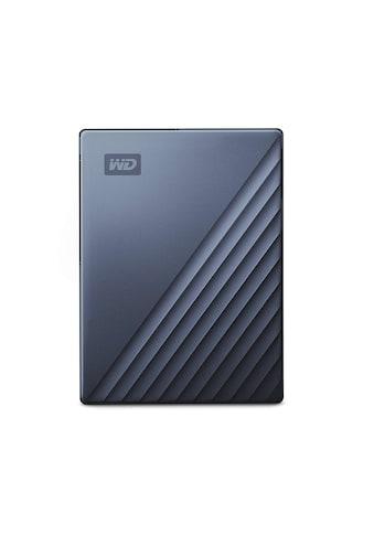 WD externe HDD-Festplatte »Tragbarer Speicher«, MY PASSPORT ULTRA kaufen