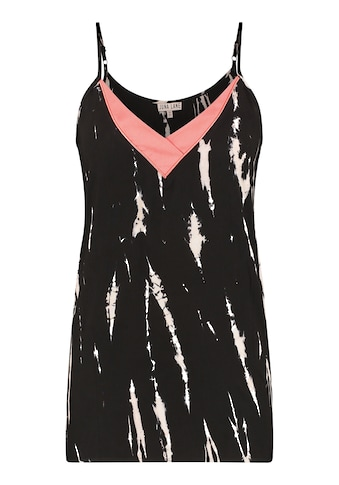 Juna Lane Strandtop im modischen Tie&Dye Look kaufen