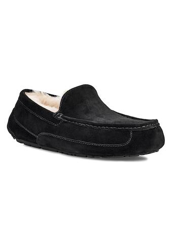 UGG Hausschuh »Ascot«, mit fester Laufsohle kaufen