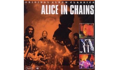 Musik-CD »Original Album Classics / Alice In Chains« kaufen
